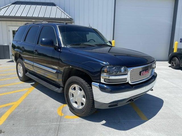 2004 GMC Yukon SLT 4WD