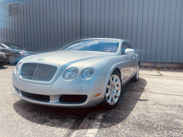 2005 Bentley Continental GT W12 AWD