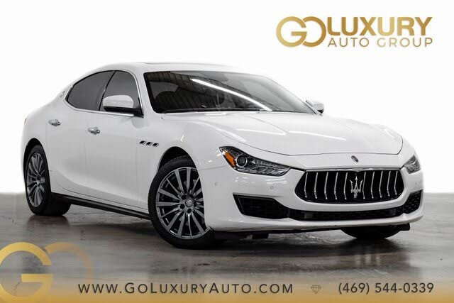 2018 Maserati Ghibli GranLusso 3.0L