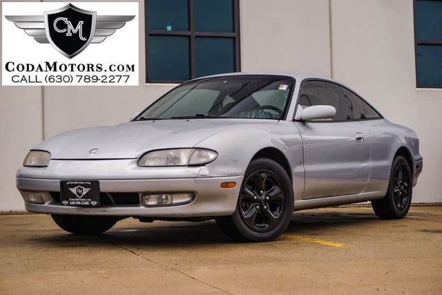 1993 Mazda MX-6 2 Dr LS Coupe