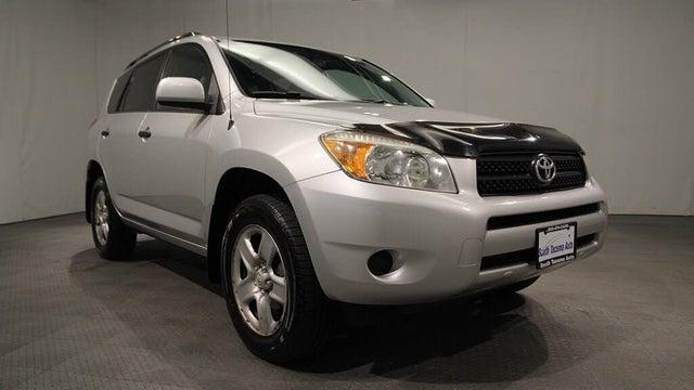 2007 Toyota RAV4 Base AWD