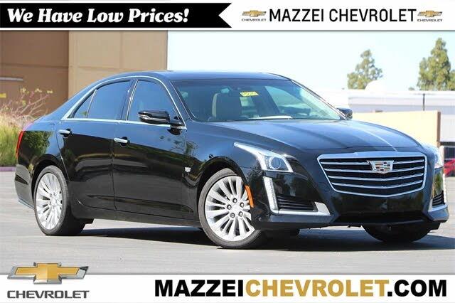 2017 Cadillac CTS 3.6L Luxury RWD