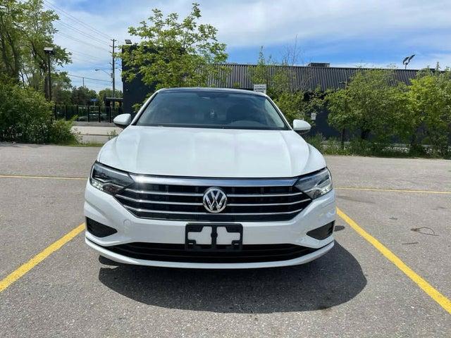 2019 Volkswagen Jetta 1.4T Highline FWD
