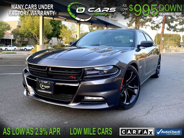 2015 Dodge Charger R/T Road & Track RWD