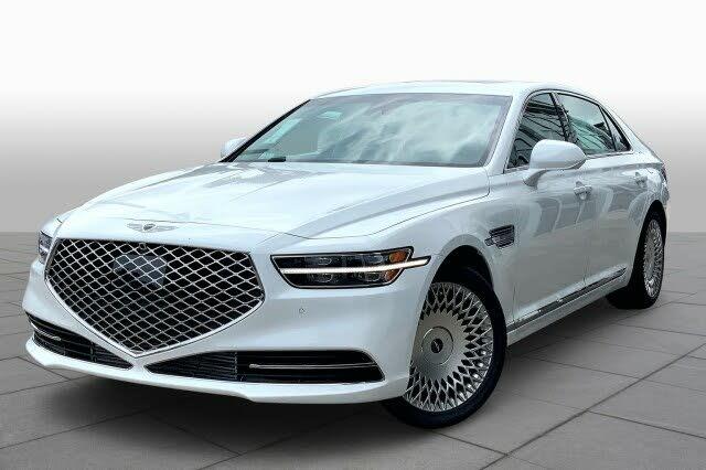 2021 Genesis G90