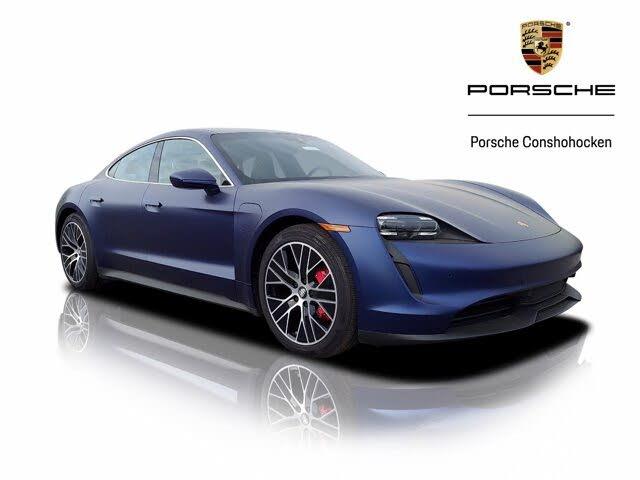 2020 Porsche Taycan 4S AWD