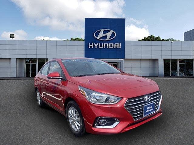 2020 Hyundai Accent SEL Sedan FWD
