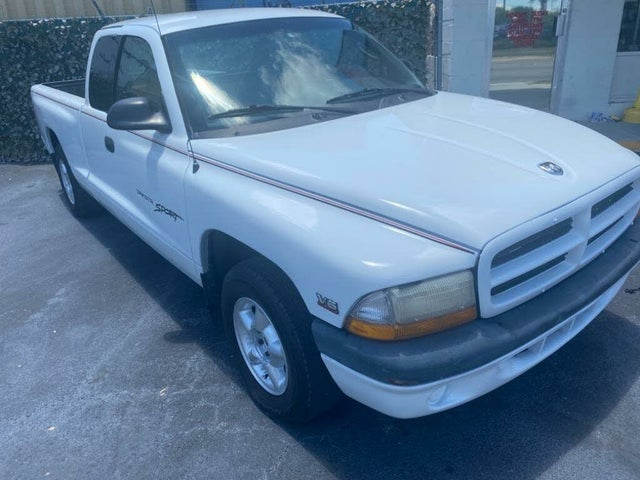 2000 Dodge Dakota SLT Club Cab RWD