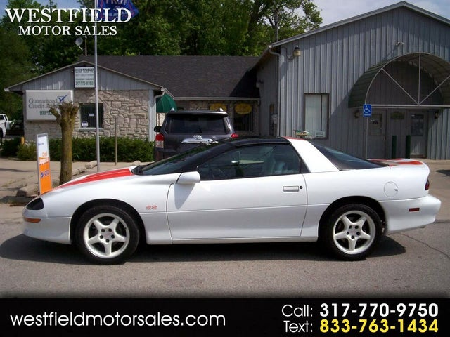 1997 Chevrolet Camaro Z28 SS Coupe RWD