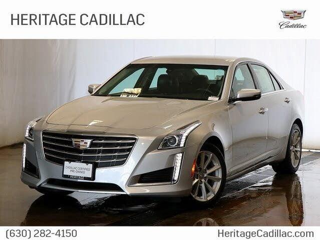 2018 Cadillac CTS 2.0T AWD