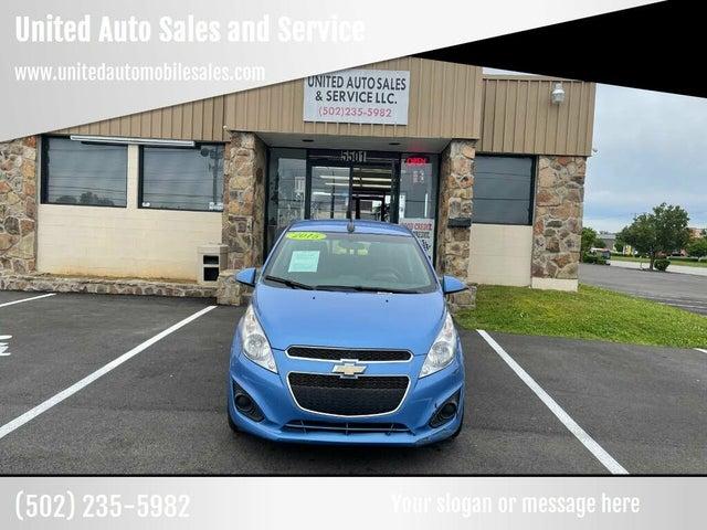 2015 Chevrolet Spark 1LT FWD