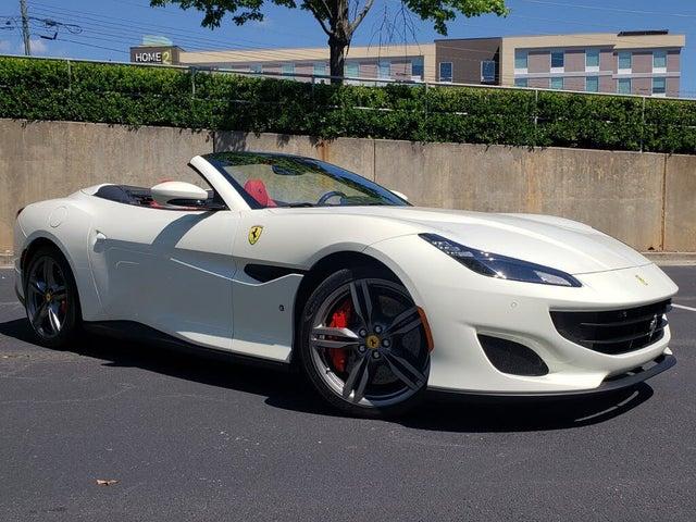 2019 Ferrari Portofino Convertible RWD