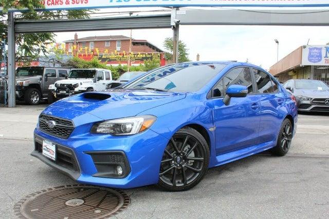 2020 Subaru WRX Limited AWD