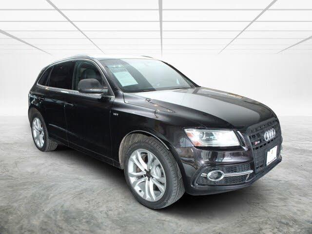 2014 Audi SQ5 3.0T quattro Premium Plus AWD