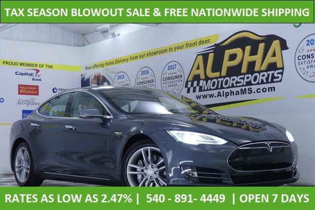 2013 Tesla Model S Performance RWD