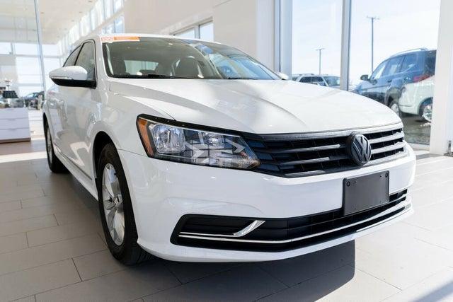 2017 Volkswagen Passat 1.8T Trendline Plus