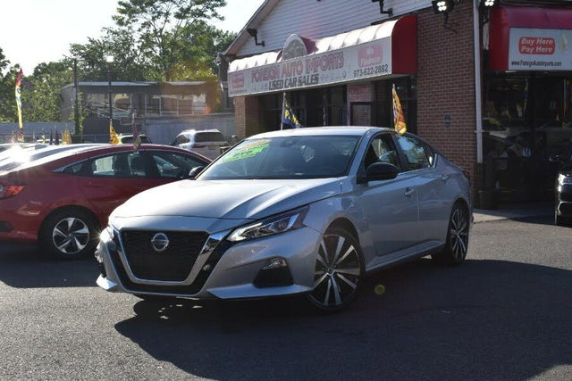2020 Nissan Altima 2.5 SR FWD
