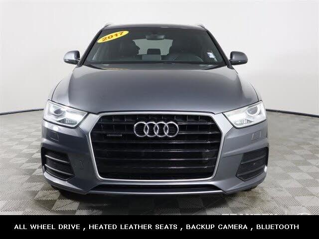 2017 Audi Q3 2.0T quattro Premium Plus AWD