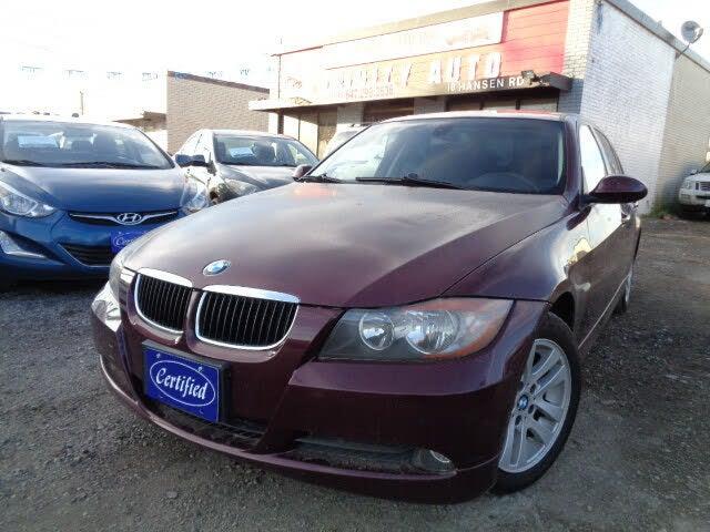 2008 BMW 3 Series 323i Sedan RWD