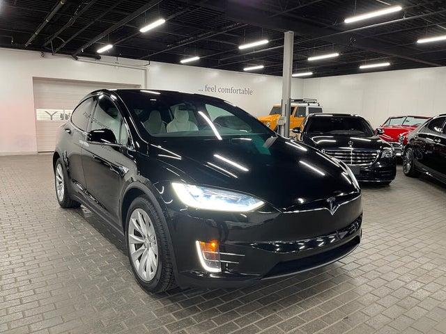 2016 Tesla Model X 75D AWD