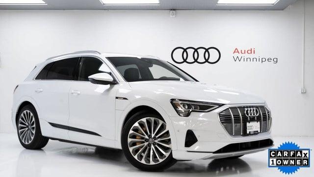 2019 Audi e-tron Technik quattro AWD