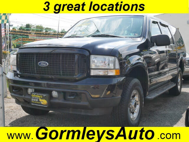 2003 Ford Excursion Limited 4WD