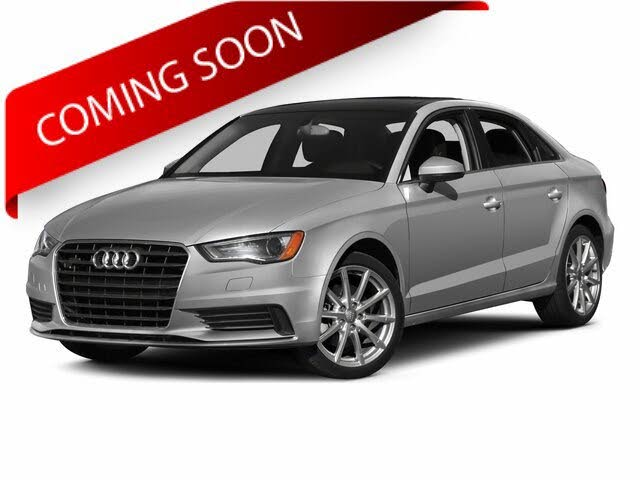 2015 Audi A3 2.0 TDI Premium Sedan FWD