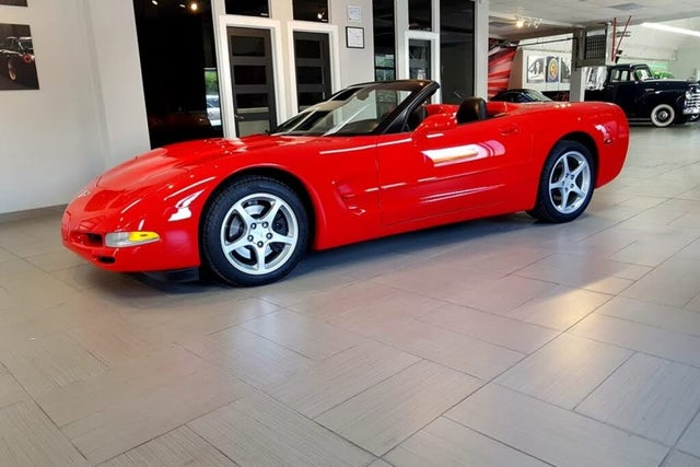 2003 Chevrolet Corvette Convertible RWD