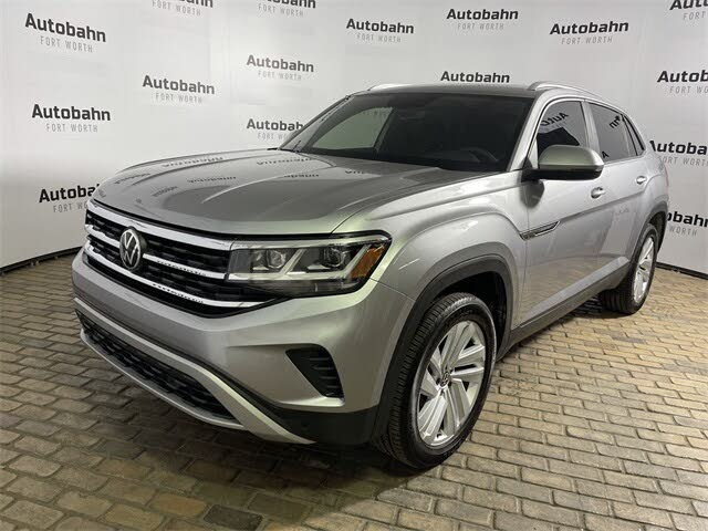 2020 Volkswagen Atlas Cross Sport 3.6L SE FWD with Technology