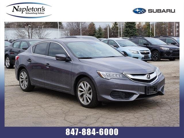 2018 Acura ILX FWD with Premium Package