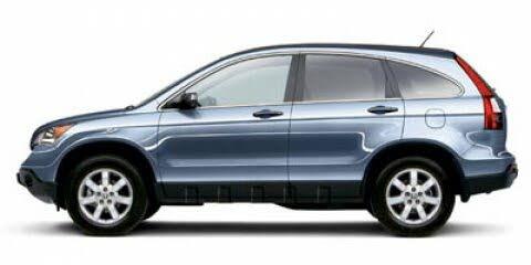 2008 Honda CR-V EX AWD