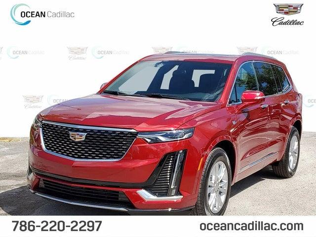 2021 Cadillac XT6 Luxury FWD