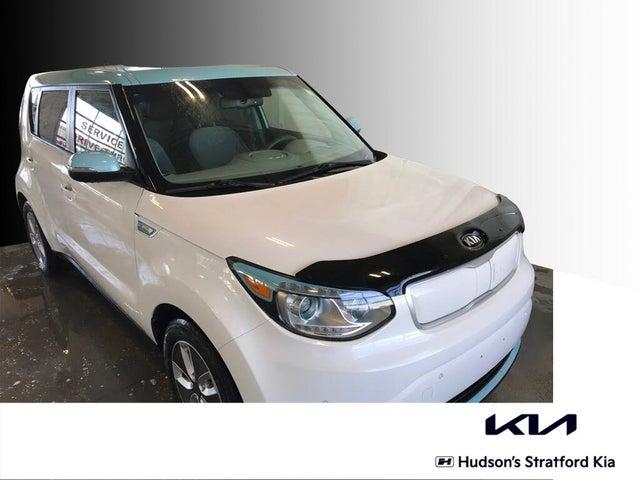 2019 Kia Soul EV Luxury FWD