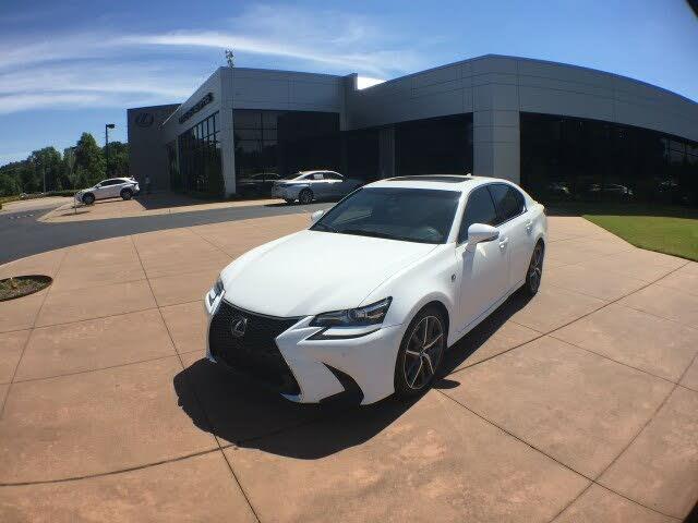 2017 Lexus GS 350 F Sport RWD