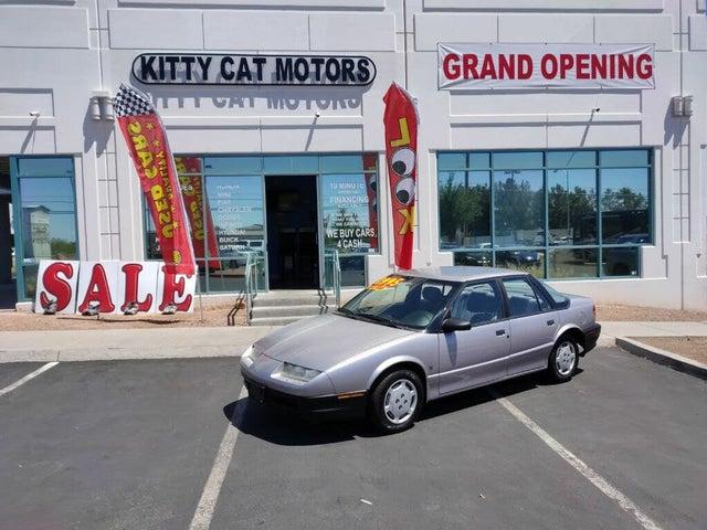 1995 Saturn S-Series 4 Dr SL1 Sedan