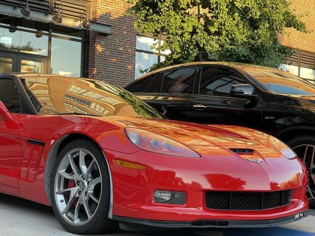 2012 Chevrolet Corvette Z16 Grand Sport 2LT Coupe RWD