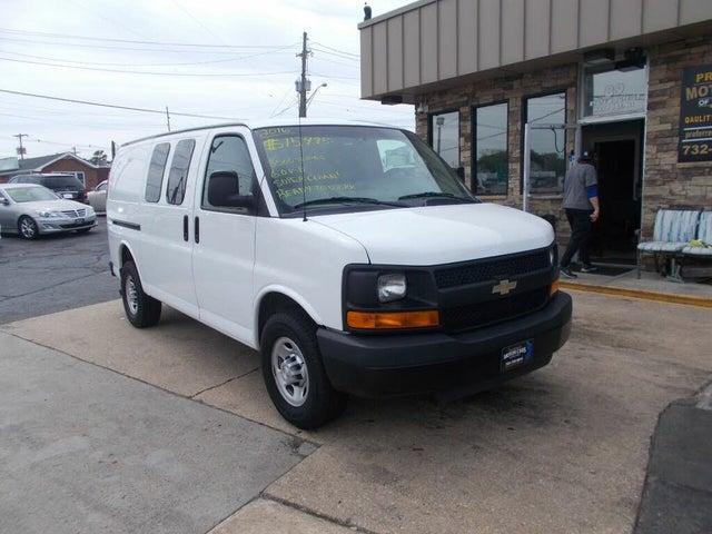 2016 Chevrolet Express Cargo 3500 RWD