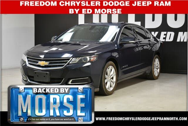 2017 Chevrolet Impala LT FWD