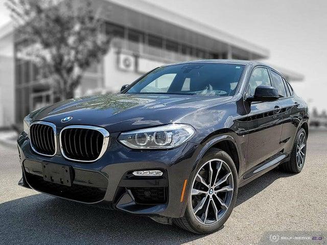 2019 BMW X4 xDrive30i AWD