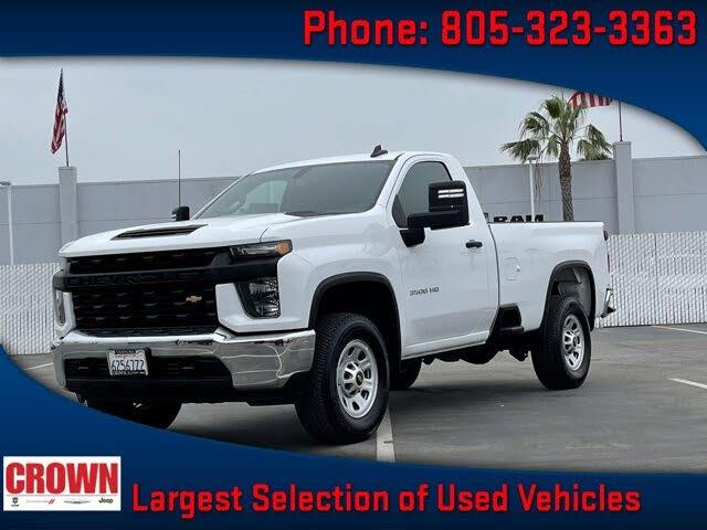 2020 Chevrolet Silverado 3500HD Work Truck RWD