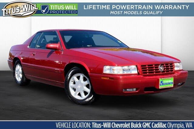 2001 Cadillac Eldorado ETC Coupe FWD