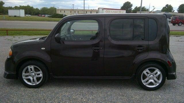 2009 Nissan Cube SL