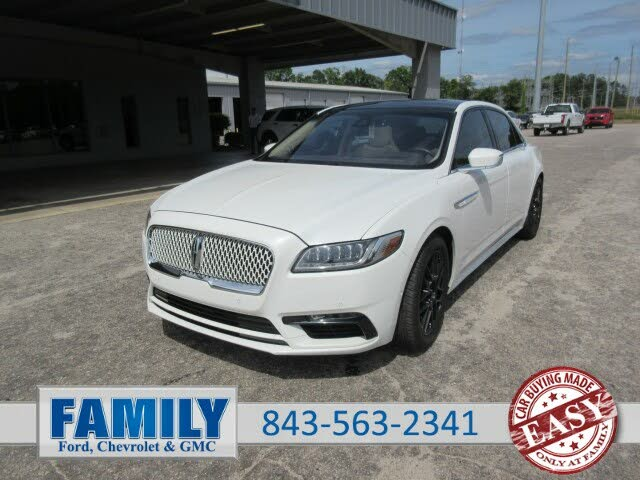 2020 Lincoln Continental Reserve FWD