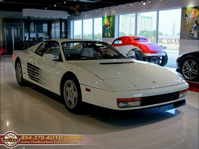 1988 Ferrari Testarossa RWD