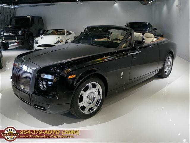2008 Rolls-Royce Phantom Drophead Coupe Convertible