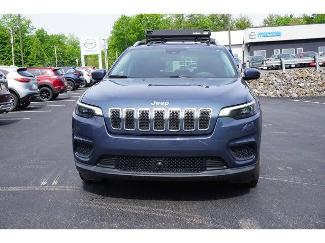 2020 Jeep Cherokee Latitude FWD