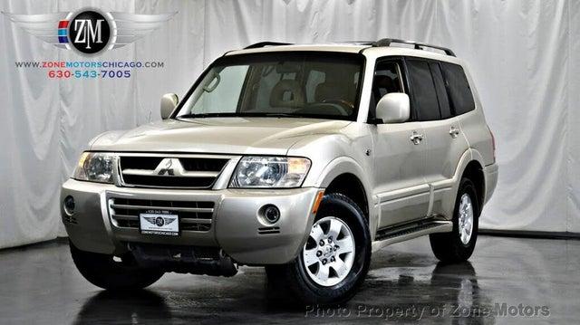 2004 Mitsubishi Montero Limited 4WD