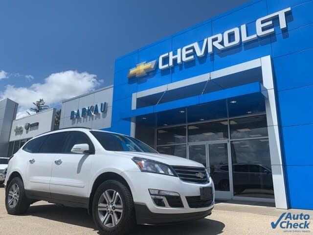 2017 Chevrolet Traverse 2LT FWD