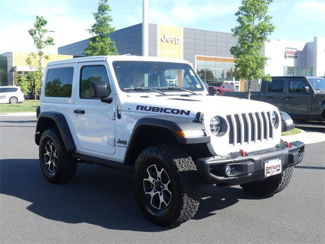 2019 Jeep Wrangler Rubicon 4WD