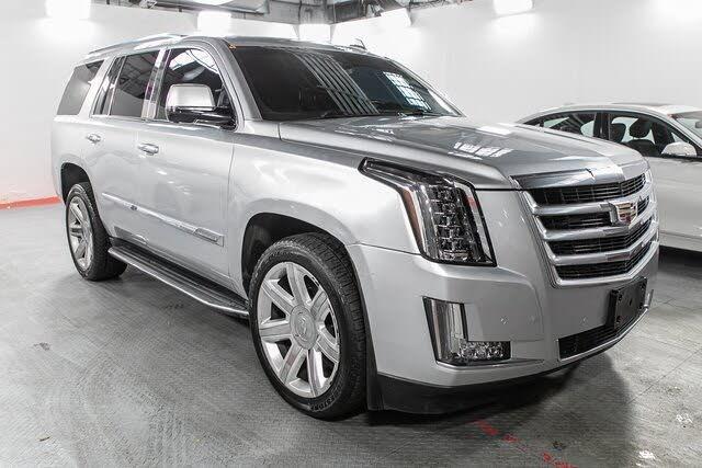 2015 Cadillac Escalade Luxury 4WD